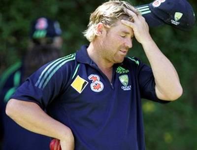 سابق آسٹریلوی کھلاڑی شین وارن سارو گنگولی سے ایسی شرط ہار گئے کہ عزت ہی داﺅ پر لگ گئی۔۔۔ ایسا کام کرنا پڑ گیا کہ پوری آسٹریلوی ٹیم آگ بگولہ ہو گئی