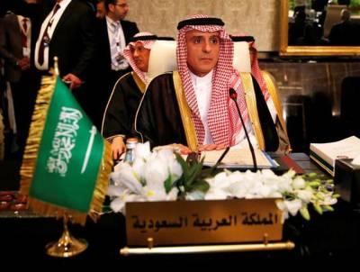 ضرورت پڑی تو قطر کو امداد فراہم کرنے کو تیار ہیں : سعودی وزیر خارجہ