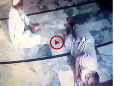 اس بابرکت مہینے میں بھی لوگ چوری کرتے ہیں. اس باباجی کی عمر کو دیکھو اور کام دیکھو. ویڈیو: میاں فیصل۔ لاہور