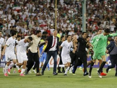 ایران نے 2018کے فیفا ورلڈ کپ میں کوالیفائی کر لیا