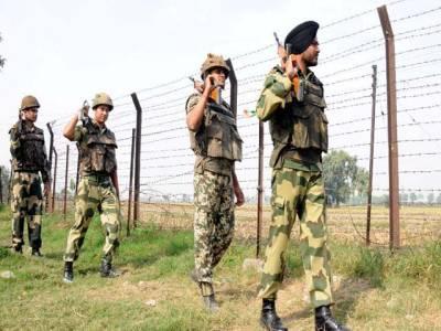بی ایس ایف کا فیروز پورسیکٹرمیں بین الاقومی سرحدعبورکرنے والے پاکستانی شہری کو گرفتارکرنے کا دعویٰ
