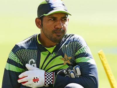 انگلینڈ کے خلاف تاریخی فتح ، قومی ٹیم کے کپتان سرفراز احمد پر ایک میچ کی پابندی لگنے کا خطرہ ٹل گیا