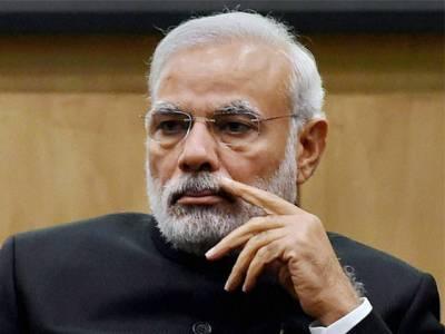 بھارت نے پاکستان کے مسئلہ کشمیر پرروسی صدر کی ثالثی کی پیشکش کے دعوے کو مسترد کردیا