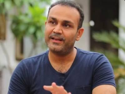 سیمی فائنل میں قومی ٹیم کی شاندار کارکردگی نے بھارتیوں کو مایوس کر دیا ، سہواگ بھی تعصب پر اتر آئے