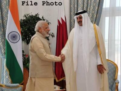 قطر اور بھارت کے درمیان نئی سمندری لائن کھول دی گئی