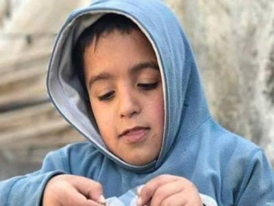 یہودیوں کی8سالہ فلسطینی گونگے بچے کو زندہ جلا نے کی کوشش، مقامی شہریوں نے بچا لیا