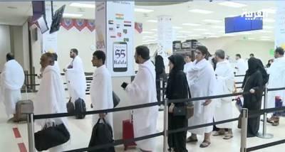 دو ہزار قطری شہری عمرہ کیلئے سعودی عرب پہنچ گئے