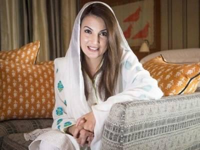 خیبر پختونخواہ نے ینگ ڈاکٹرز کے دھرنے میں میری کوریج کرنے والے صحافیوں کو رپورٹنگ سے روک دیا: ریحام خان