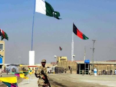 افغانستان سے دہشت گردوں کا پاکستانی پوسٹوں پر حملہ،4دہشت گرد مارے گئے