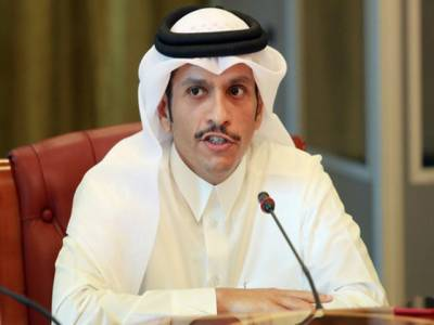 ہم عرب ریاستوں سے مذاکرات نہیں کریں گے: قطر