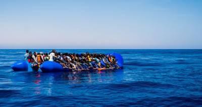 طرابلس، تارکین وطن کی کشتی ڈوب گئی، 126افراد جاں بحق