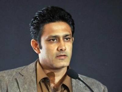پاکستان سے شرمناک شکست ،انیل کمبلے نے بھارتی ٹیم کے چیف کوچ کے عہدے سے استعفیٰ دیدیا
