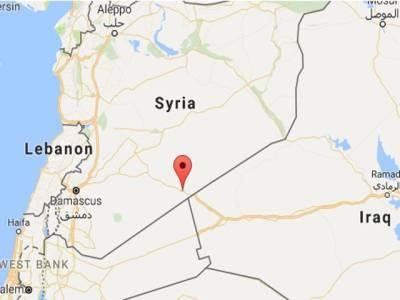 امریکہ نے شام میں ایرانی ساختہ ڈرون طیارہ مار گرایا