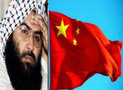 چین بھارت کی مسعود اظہر پر پابندی کے حوالے سے دائر تحریک کی مخالفت کرے گا:ترجمان چینی وزارت خارجہ