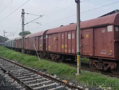مظفرگڑھ میں ریلوے ملازم مال گاڑی سے گر کر جاں بحق