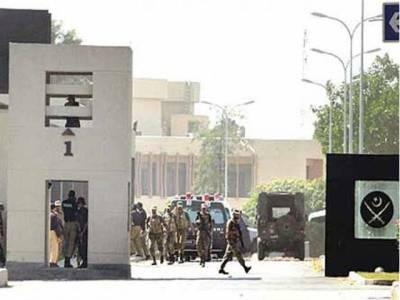 جی ایچ کیو کی اسلام آباد منتقلی منصوبے پر دوبارہ کام شروع کرنے کا فیصلہ