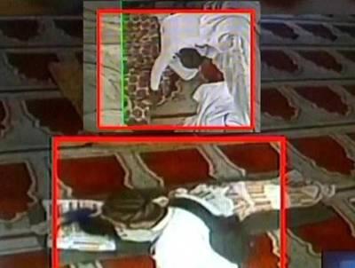 کراچی کی مسجد میں چور اعتکاف کرنے والوں کا سامان لیکر فرار