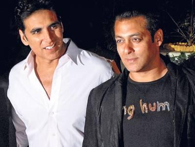 سلمان خان نے اکشے کو عامر اور شاہ رخ خان سے بھی بڑا سٹار قرار دیدیا