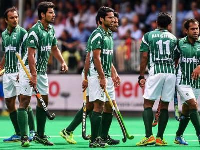 ہاکی ورلڈ کپ کوالیفائنگ راؤنڈ کوارٹر فائنلز کل (جمعرات کو ) لندن میں کھیلے جائیں گے، پاکستان کا ارجنٹائن سے ٹاکرا ہو گا