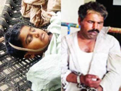 زیادتی کے بعد 12 سالہ لڑکا قتل، نعش نہر میں پھینک دی