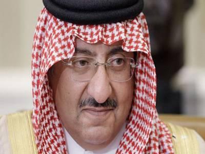 سعودی حکام نے سابق ولی عہد محمد بن نائف کی نظر بندی کی خبروں کی تردید کردی