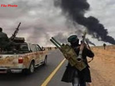 لیبیا میں مسلح گروپ کا اقوام متحدہ کے قافلے پر حملہ،7 یواین اہلکار چار گھنٹے یرغمال رکھنے کے بعد رہا