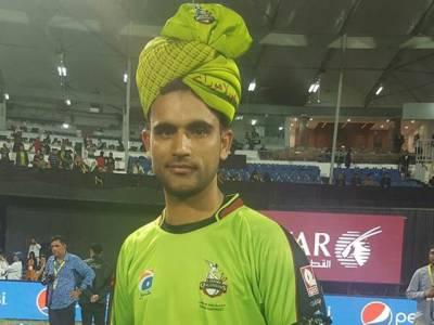 سعید انور کے بیٹنگ سٹائل سے بہت زیادہ متاثر ہوں: فخرز مان