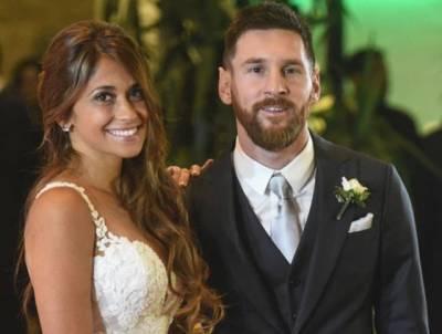 سٹار فٹبالر لیونل میسی نے محبوبہ سے شادی کر لی