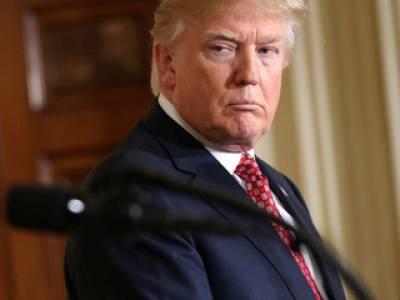 اب شمالی کوریا کے معاملے مزید صبر نہیں کیا جا سکتا: امریکی صدر ٹرمپ