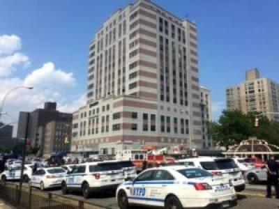 نیویارک کے برونکس ہسپتال میں فائرنگ، 3ڈاکٹرز سمیت 5افراد زخمی