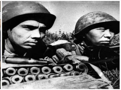 قزاقستان میں 92 سالہ سابق فوجی کے کولہے کا آپریشن، دوسری جنگ عظیم میں لگنے والی گولی نکال لی گئی
