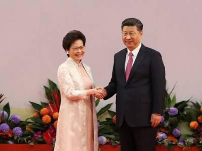 ہانگ کانگ کو ماضی کے مقابلے میں اب زیادہ آزادی حاصل,چینی عملداری کو چیلنج کرنے کی اجازت نہیں دی جائے گی:شی جن پنگ