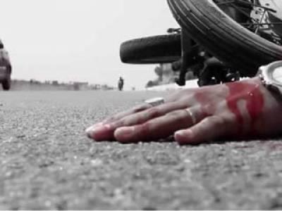 کندھ کوٹ میں ٹرالر کی ٹکر سے 3 موٹر سائیکل سوار جاں بحق