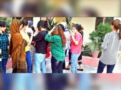 اسلام آباد، ڈانس پارٹی میں شریک17 لڑکیاں 35لڑکے گرفتار ،چندگھنٹے بعدرہائی