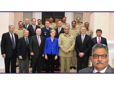 امریکی وفد پاکستان میں کیوں آیا ہے