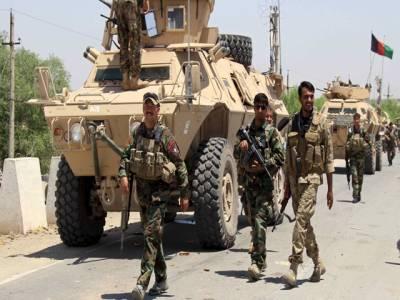 افغان سیکیورٹی فورسز کا آپریشن کلین اپ ،54 طالبان ہلاک ،33زخمی