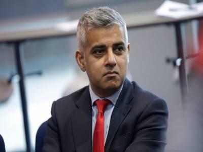 ڈونلڈ ٹرمپ وہی بات کر رہے ہیں جو داعش کر رہی ہے :میئر لند ن صادق خان