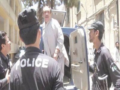 عبدالمجید اچکزئی کی ٹریفک اہلکار ہلاکت کیس میں ضمانت کی درخواست مسترد، دوسرے قتل کے مقدمہ میں منظور کر لی گئی