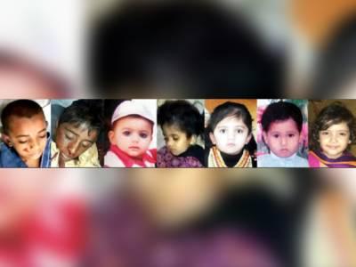 جنونی گروہ سرگرم، 9 بچیاں زیادتی کے بعد قتل ، پولیس کے دعوے جھوٹے ایک بھی ملزم پکڑا نہ جا سکا
