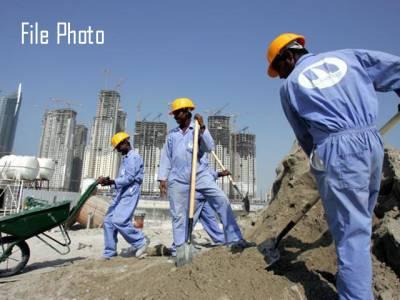 قطر سعودی تنازع: پاکستانیوں کی ملازمتوں ، ترسیلات زر میں کمی
