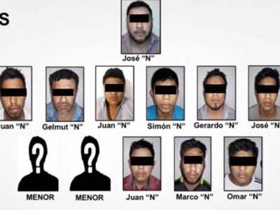 'ہمیں انسانی گوشت کھلایا جاتا تھا تاکہ ہماری شخصیت۔۔۔' قتل کے الزام میں پکڑے جانے والے 12 لڑکوں نے ایسا انکشاف کردیا کہ جان کرآپ کے بھی رونگٹے کھڑے ہوجائیں گے
