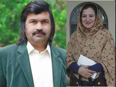 صحافی قتل کیس ، پی ٹی آئی کی خاتون کونسلرسمیت2افراد گرفتار، عدالت میں پیش کردیا گیا