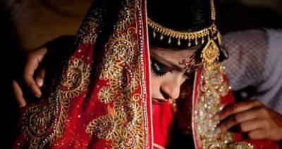 فیصل آباد، 11سالہ لڑکی کا 40 سالہ شخص سے نکاح، پولیس کا کارروائی سے گریز