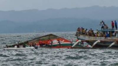 کانگو میں کشتی کا حادثہ ، 27افراد ہلاک،54لاپتہ