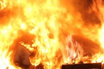 مشرقی چین میں آتش زدگی کا واقعہ، 22 افراد ہلاک