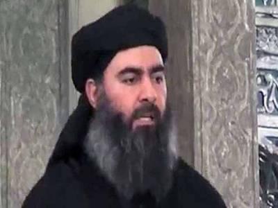 البغدادی کے زندہ ہونے کا 99 فیصد یقین ہے: کرد عہدیدار