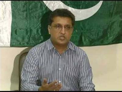 سندھ حکومت پاک سرزمین پارٹی کے کارکنان کے قاتلوں کو گرفتار کرے:رہنماپی ایس پی افتخارعالم