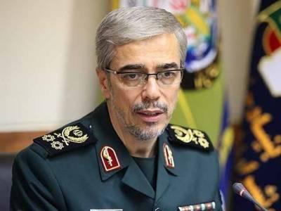 میزائل پروگرام پر ہرگز سمجھوتہ نہیں کیا گیا جائے گا:ایرانی آرمی چیف