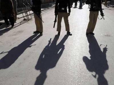 شہر لاہورمیں پولیس کی کارروائی ،3ڈاکوگرفتار،اسلحہ برآمد