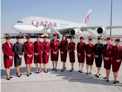 دنیا کی بہترین ایئر لائن کا ایوارڈ جیتنے والی قطر ایئر ویز نے کرایوں میں40فیصد تک رعایت کا اعلان کر دیا